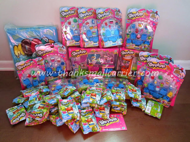All Shopkins Toys