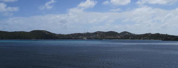 Blue Sky Blue Sea