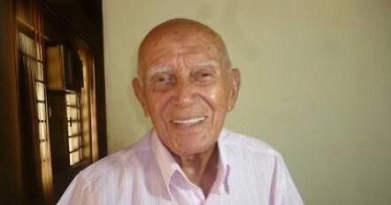 """Morre aos 96 anos, um grande ícones da história de Itaituba, """"Pai Velho"""", ex-piloto e garimpeiro."""