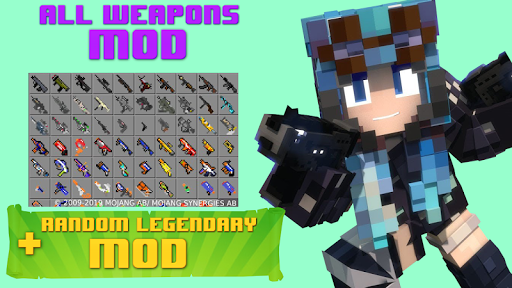 All weapons mod android2mod screenshots 1
