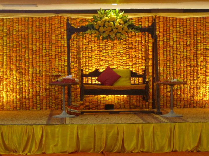 Eastern Culture And Traditions Mayun Stage Pakistani Wedding