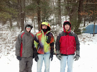 Keegan, Zack and Dave