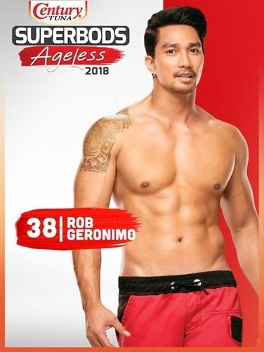 Rob Geronimo 38