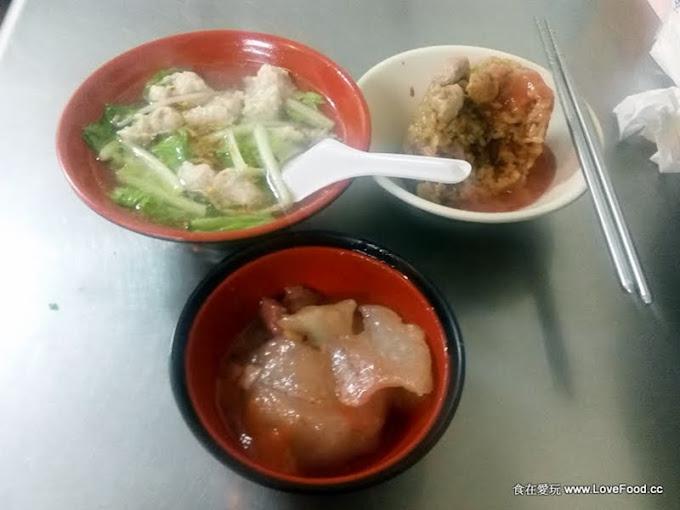 苗栗竹南【允發小吃】竹南火車站前的平價美味