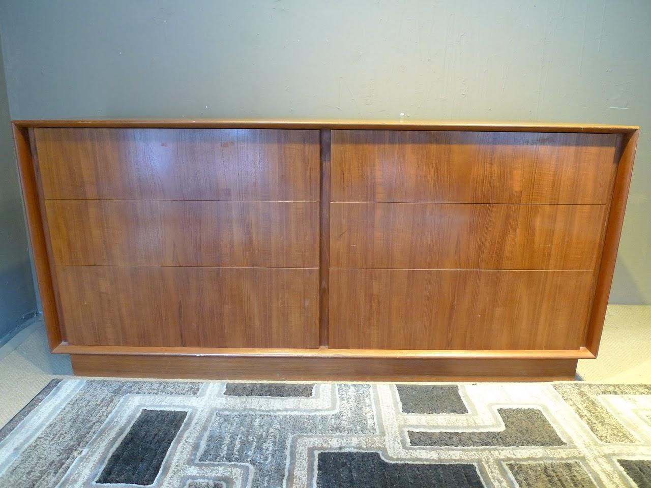 Danish Mid-Century Dresser
