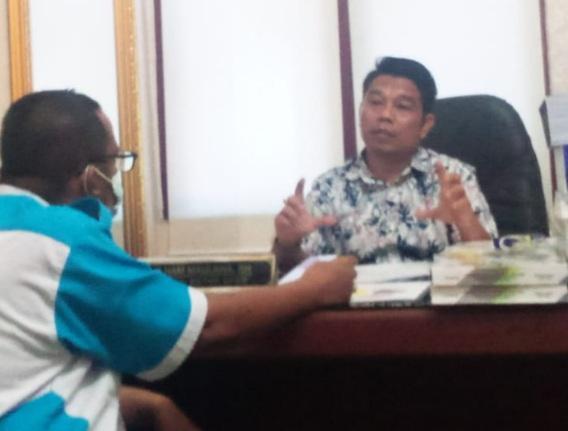 Suara Lantang Ilham Maulana Terkait Kisruh Lahan di Teluk Bayur, Ungkap Ada Kejanggalan