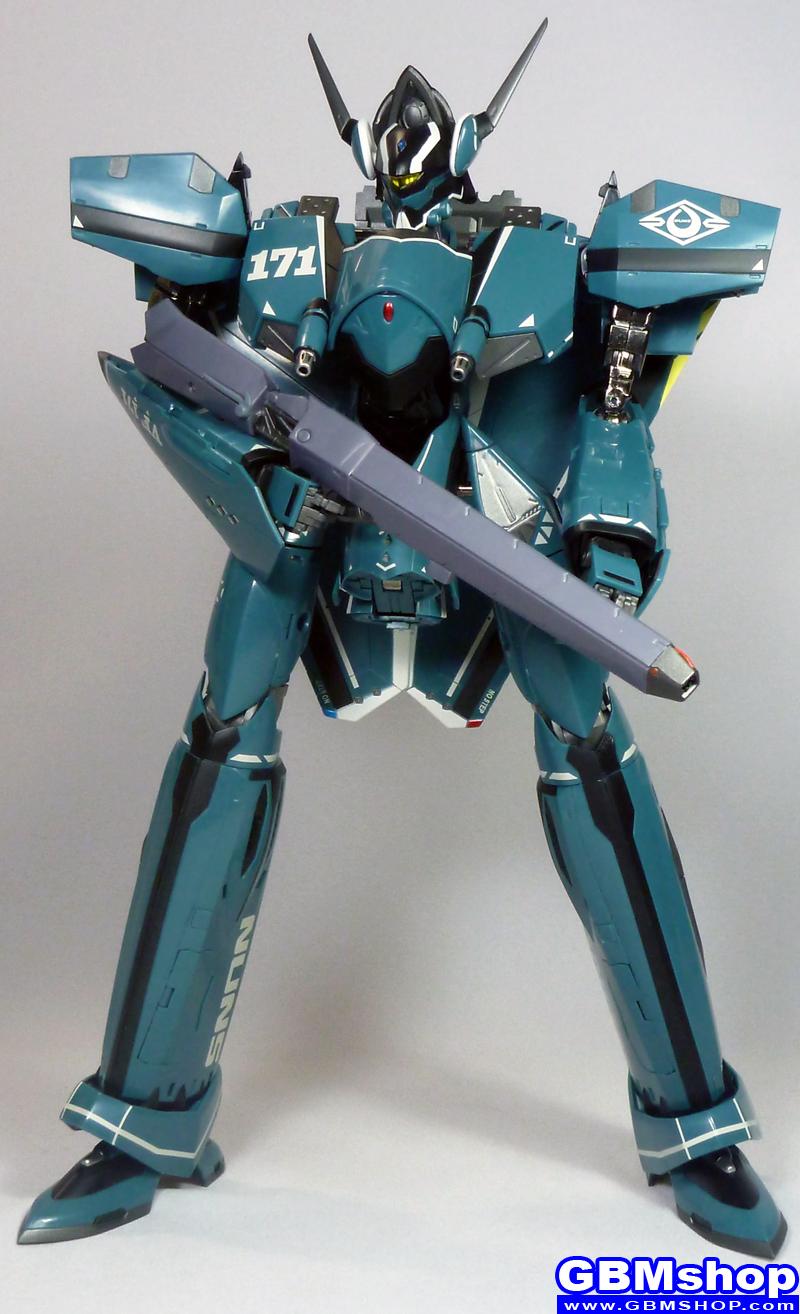 Macross Frontier VF-171 Nightmare Plus General Machine Battroid Mode