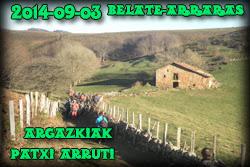 Patxi Arruti (Belate-Arraras)