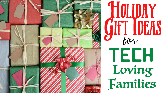 Holiday Gift Ideas for Tech Loving Military Families