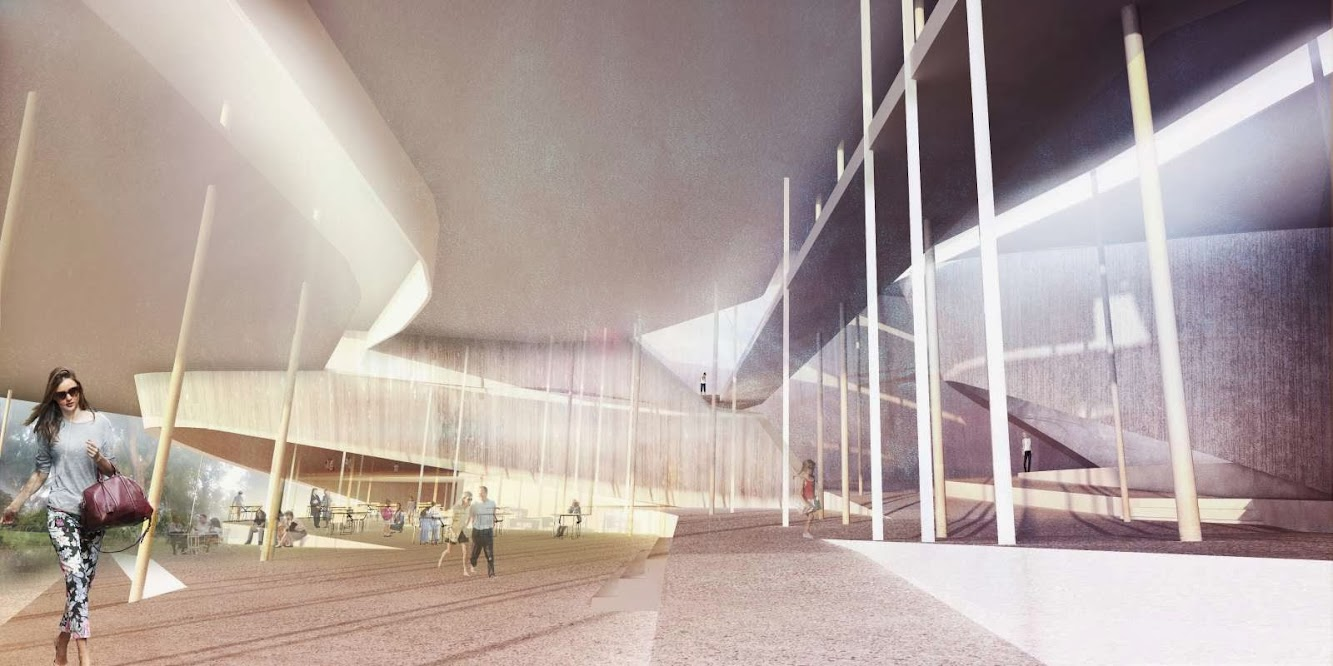 Joondalup Performing Arts and Cultural Facility by Crab