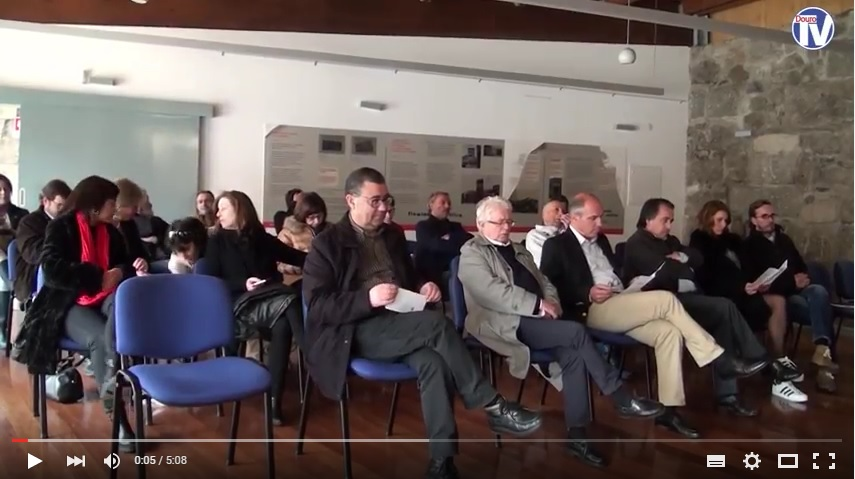 Vídeo - Conversa sobre Reabilitação Urbana em Lamego
