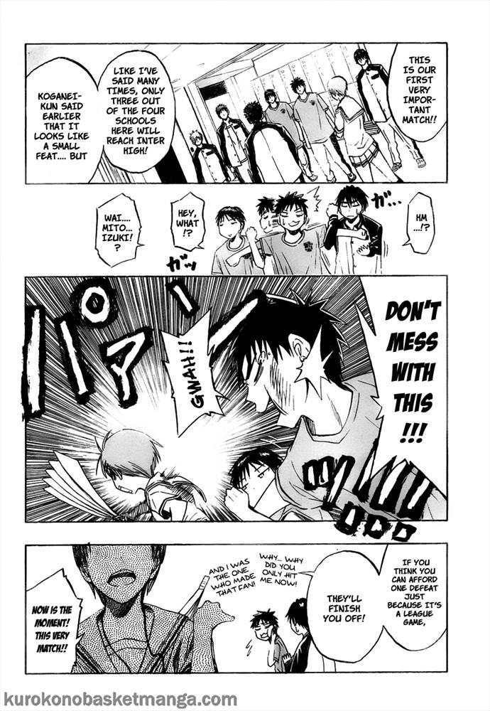Kuroko no Basket Manga Chapter 42 - Image 14