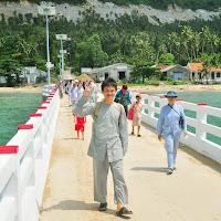 [DCQD-1506] Thăm lại Hòn Sơn (chính thức): 6- Thọ trai và quay về (30/05/2012)
