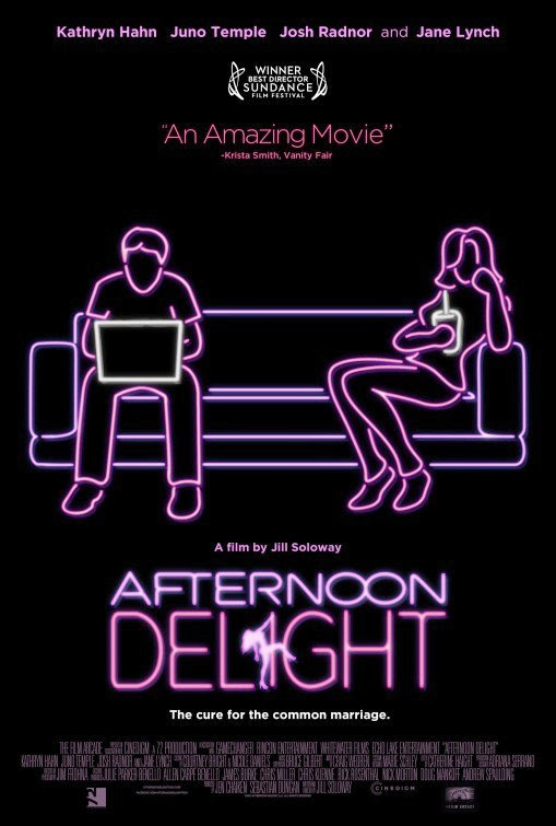 Poster Of English Movie Afternoon Delight (2013) Free Download Full New Hollywood Movie Watch Online At Alldownloads4u.Com