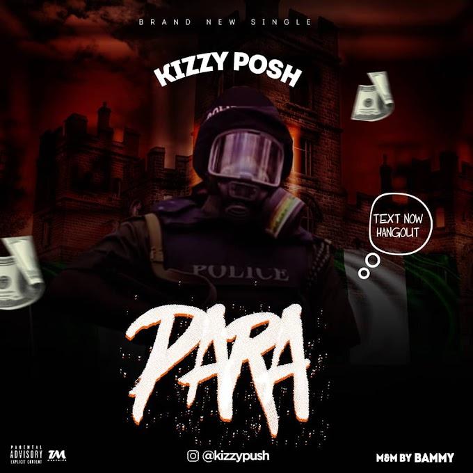 [Music] Kizzyposh - Para (bugle Cover)