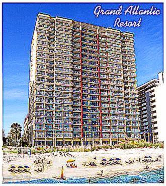 Grand Atlantic Condos For Sale   Myrtle Beach Real Estate