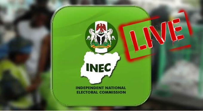 INEC Collation 2019: Live Update Of 2019 General Election (Get In Here To See Updates)