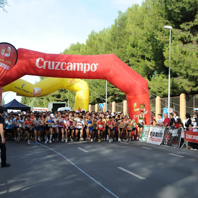 Alcázar 2010 - Carrera