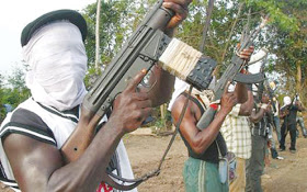 Image result for Many injured as gunmen storm court, whisk away suspect in Owerri