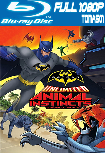 Batman Unlimited: Animal Instincts (2015) (BRRipFull 1080p) BDRip m1080p