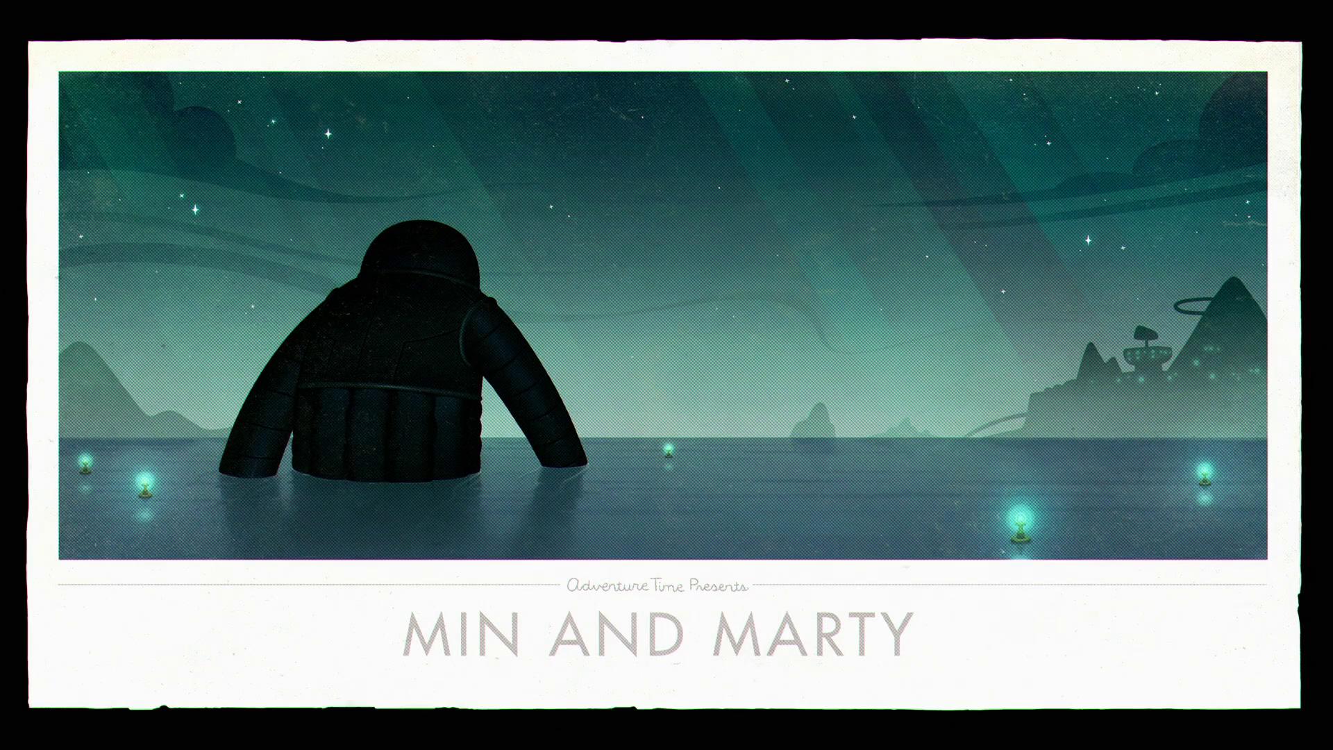 Hora de Aventura - Ilhas: Min & Marty