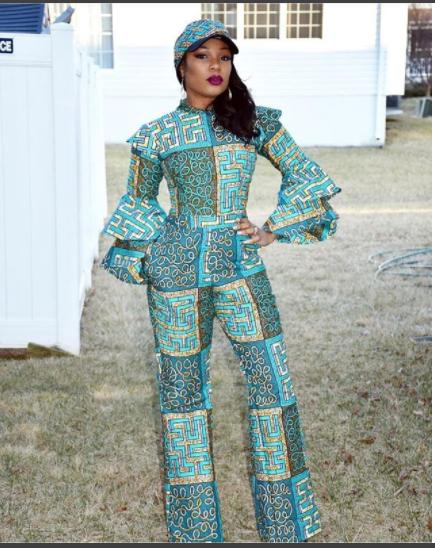 Asoebi Styles 2018 Ankara Dresses Styles 6