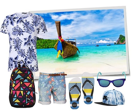 Summer Travel Essentials for Men