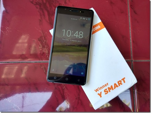 Spesifikasi Evercoss Winner Y Smart U50