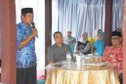 Hadiri Maulid Dikediaman Ketua KKS Jayapura, Ini Harapan Kaswadi