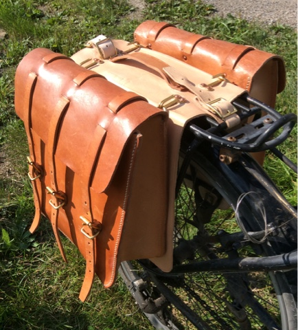 This Set Up Is Remarkably Like Another One I Had Created In The Summer With Horse Saddle Bags For An Actual There S Little Difference Between