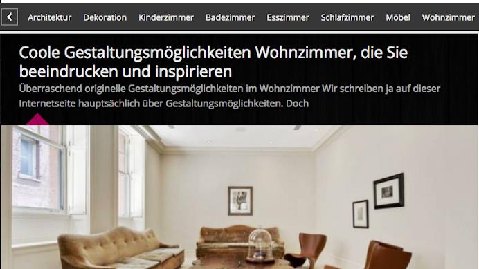 Wohnideen – Innenarchitektur und Dekoration - Google+