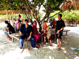 family trip pulau pari 090716 Fuji 029