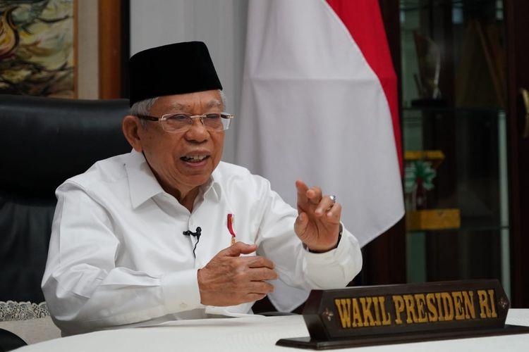 Wapres RI Maruf Amin Dorong Penguatan Ketahanan Pangan