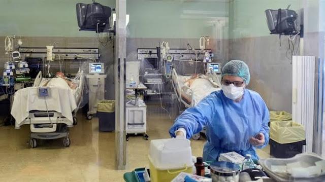 Para Dokter di Spanyol Terpaksa Memilih Siapa yang Akan Mati karena Virus Corona