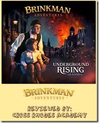 Brinkman Adventures- Underground Rising review