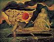 The Murder Of Abel By William Blake