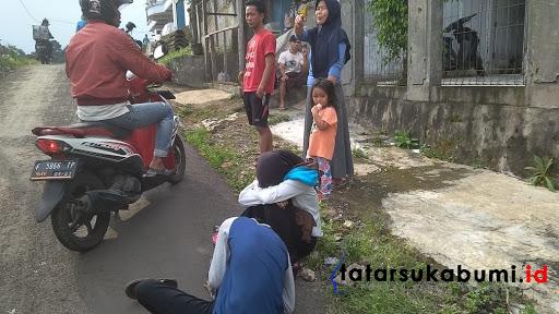 Rampas Motor Modus Hipnotis, Warga Otista Sukabumi Dirampas Motornya di Sukaraja