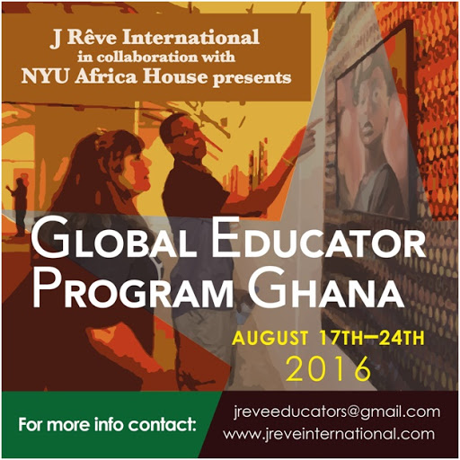 Opportunity for US Teachers: Travel to Ghana for Professional Development