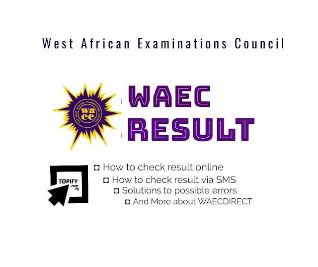 WAEC Result