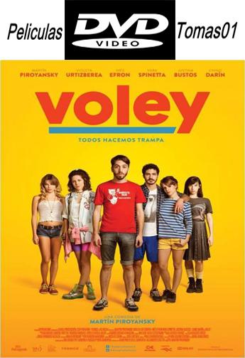 Voley (2014) DVDRip