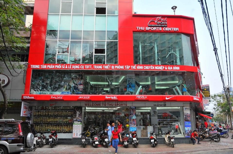 Thu Sports Center - 42 Phạm Hồng Thái, Q1, TP.HCM