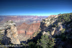 Paseo del Lobo Section 55 - We made it 400 miles to the South Rim! (Photo by N. Renn)