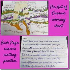 The Art of Cursive