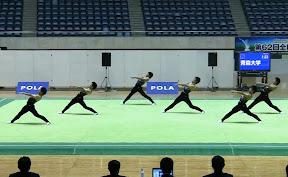 Japanese rhythmic gymnastics