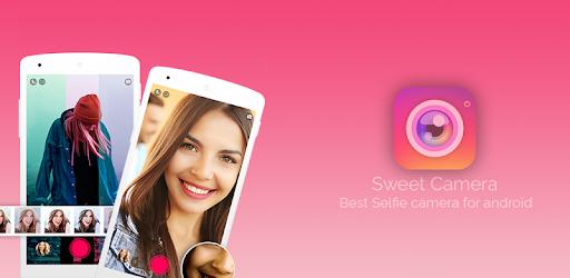 Sweet Camera - Beauty Plus Wonder Camera selfie on Windows