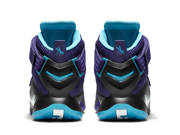 new style 93e1b 556f5 zoom soldier 9  NIKE LEBRON - LeBron James Shoes - Part 3