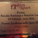 Premio Etica e Sport 2016