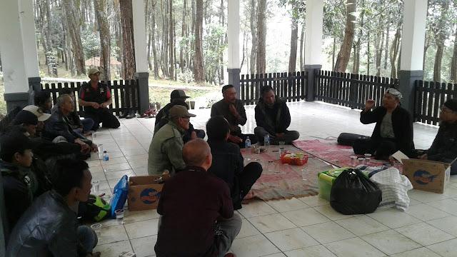 Permen 83 dan 39 jadi bahasan utama silaturahim Paguyuban LMDH Bandung Utara