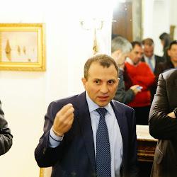 Visite Ministre Gebran Bassil à Bruxelles 2014