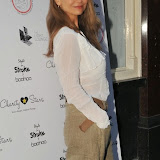 OIC - ENTSIMAGES.COM - Simona Roman at the Style for Stroke T-shirt - launch party in London 13th May 2015  Photo Mobis Photos/OIC 0203 174 1069